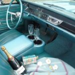 Champaign in our chevy
